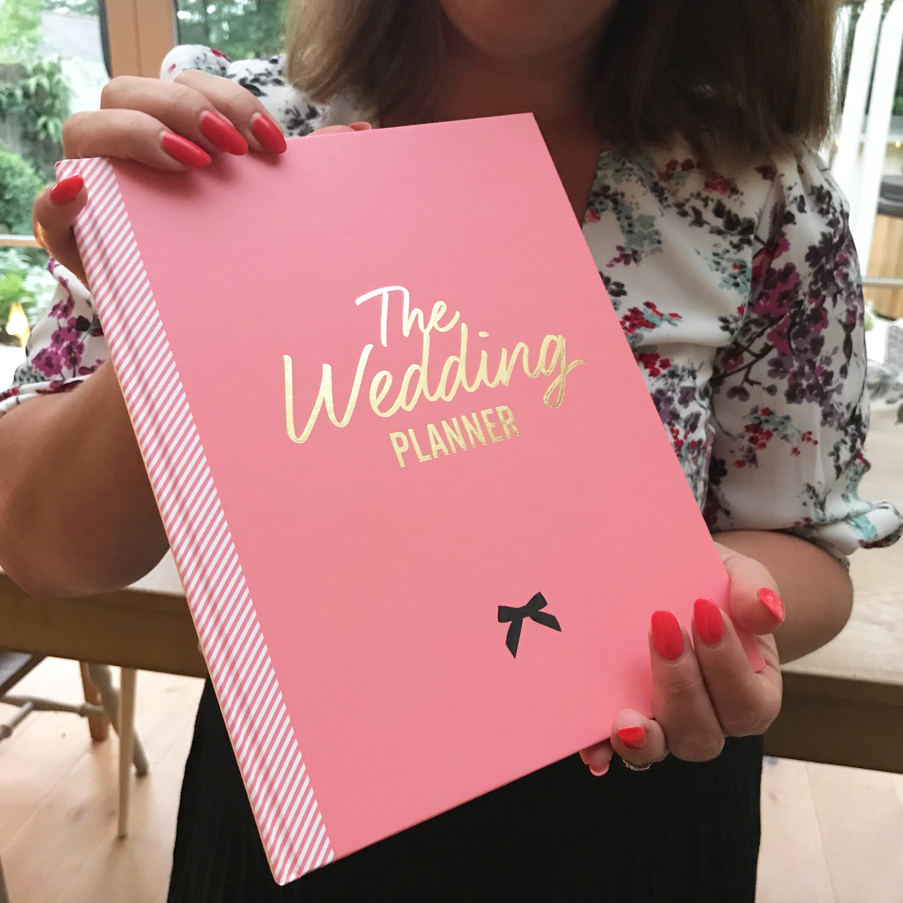 The Ultimate Wedding Planner in Pink