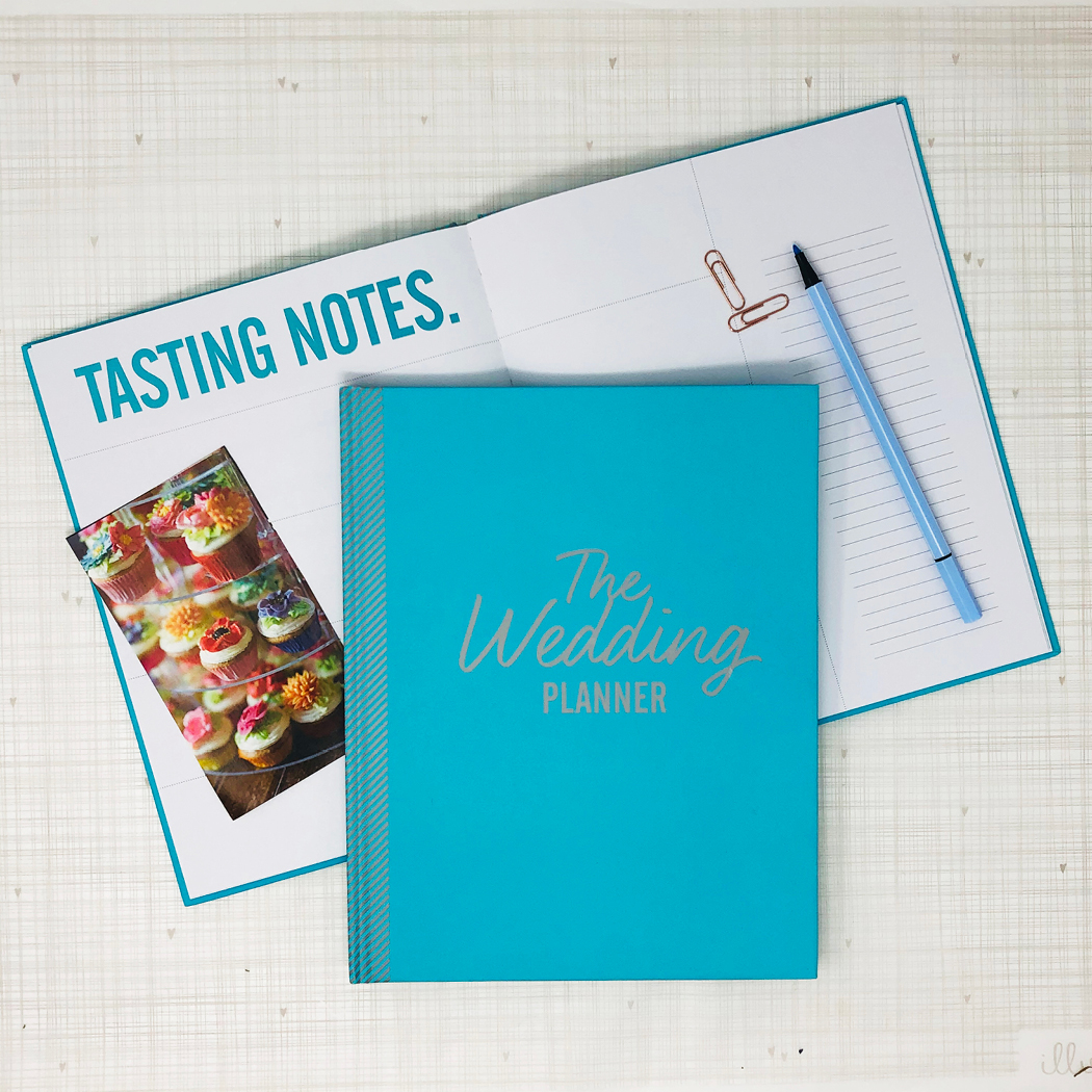The Ultimate Wedding Planner in 'Tiffany' Blue