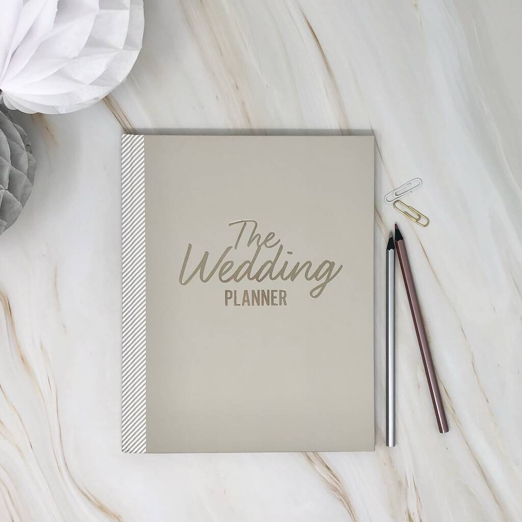 Ultimate Wedding Planner In Limited Edition Soft Green